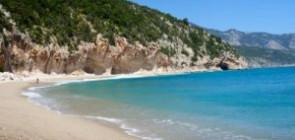 Пляж Кала-Луна(Cala Luna) Сардиния, Италия