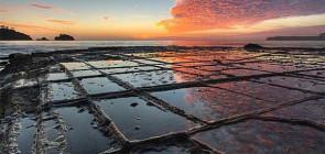 Мозаичная мостовая на острове Тасмания