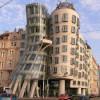 Танцующий дом в Чехии, Прага