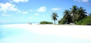 Хувафен Фуши на Мальдивах