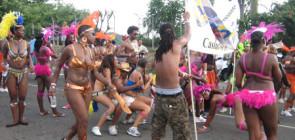 Карнавал в Гренаде