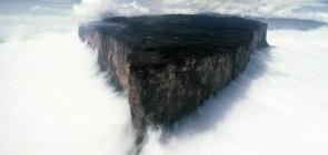 Гора Рорайма Венесуэла