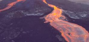 Йеллоустонский вулкан (видео)