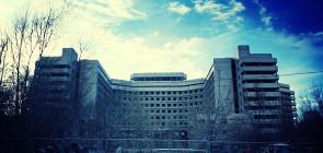 Ховринская заброшенная больница (ХЗБ)
