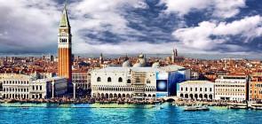 Италия город Венеция