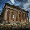 Парфенон и Акрополь