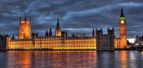 Биг Бен и Вестминстерский дворец