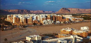 Шибам многоэтажки в пустыне!