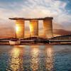 Сингапур отель Marina Bay Sands