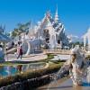 Ват Ронг Кхун — белый храм