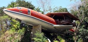 Costa Verde — необычный отель