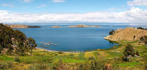 Озеро Титикака и плавучие острова
