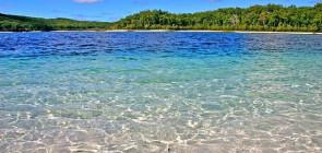 Маккензи — самое чистое озеро в мире
