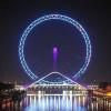 Большое колесо обозрения «Око Тяньцзиня»
