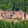 Гейдельбергский замок в Германии (Heidelberg)
