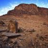 Гора Моисея (Синай) в Египте