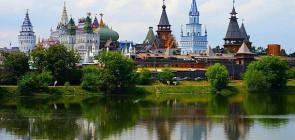 Измайловский кремль в Москве