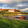 Вавельский замок в Кракове