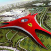Ferrari World в Абу Даби