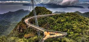 Мост Лангкави в Малайзии