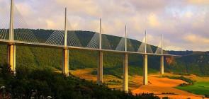 Виадук Мийо мост во Франции