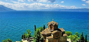 Для россиян отменены визы в Македонию