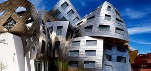 Кливлендская клиника — необычное здание