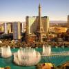Белладжио фонтан в Лас-Вегасе