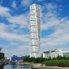 Turning Torso небоскреб в Швеции