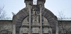 Дом плачущей вдовы в Киеве