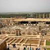 Город Персеполь в Иране