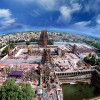 Храм Минакши в Индии