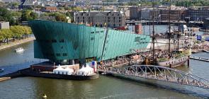 Музей НЕМО, Амстердам