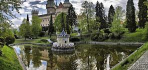 Бойницкий замок в Словакии