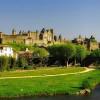Каркассон — средневековый город