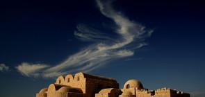 Кусейр-Амра в Иордании
