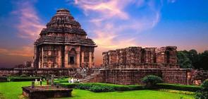 Храм Солнца в Индии