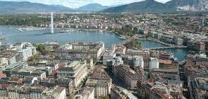 Город Женева. Достопримечательности