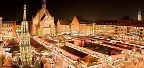 Нюрнберг город в Германии