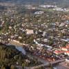 Город Порвоо в Финляндии