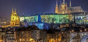 Достопримечательности Праги. Чехия