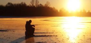 Отдых зимой: зимняя рыбалка