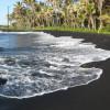Пляжи с черным песком (1 часть)