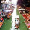 Рынки Тайланда – шопинг на воде