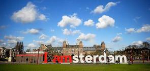 Столица Нидерландов — Амстердам
