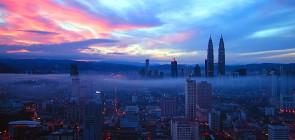 Куала Лумпур. Малайзия