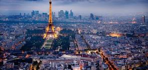 Поездка в город Париж