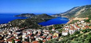 Анталия город в Турции