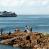 Отдых в России: Черноморское побережье и Карелия