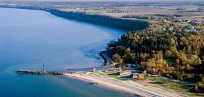 Отдых на побережье Эстонии